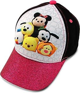 f2e0d0816b2 Disney Little Girls Tsum Tsum Assorted Characters 3D Pop Baseball Cap
