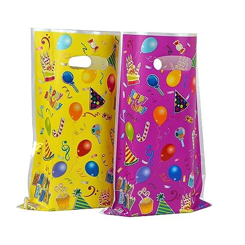 Boys Girls Birthday Bags 48 Smile Yo Yo Childrens Party Bag Fillers