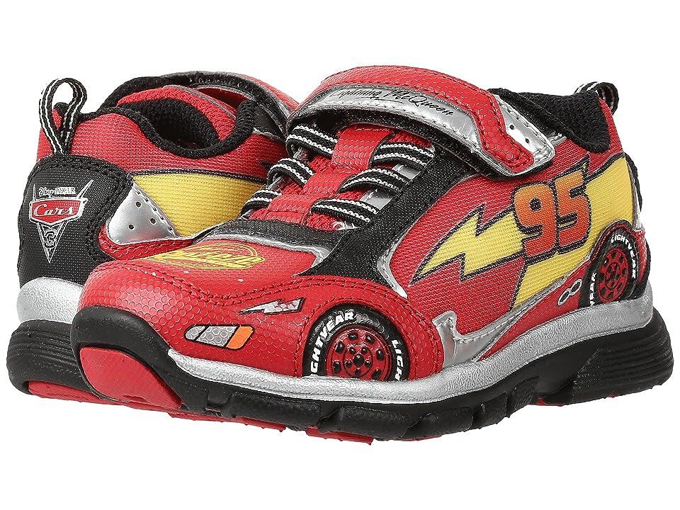 Stride Rite Disney(r) Cars Lightning Speed (Toddler/Little Kid) (Red) Boy