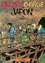 Richard et Charlie au Japon: Patrimoine GlГ©nat 78 (French Edition)