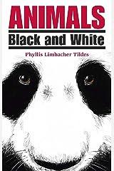 Animals Black and White Paperback