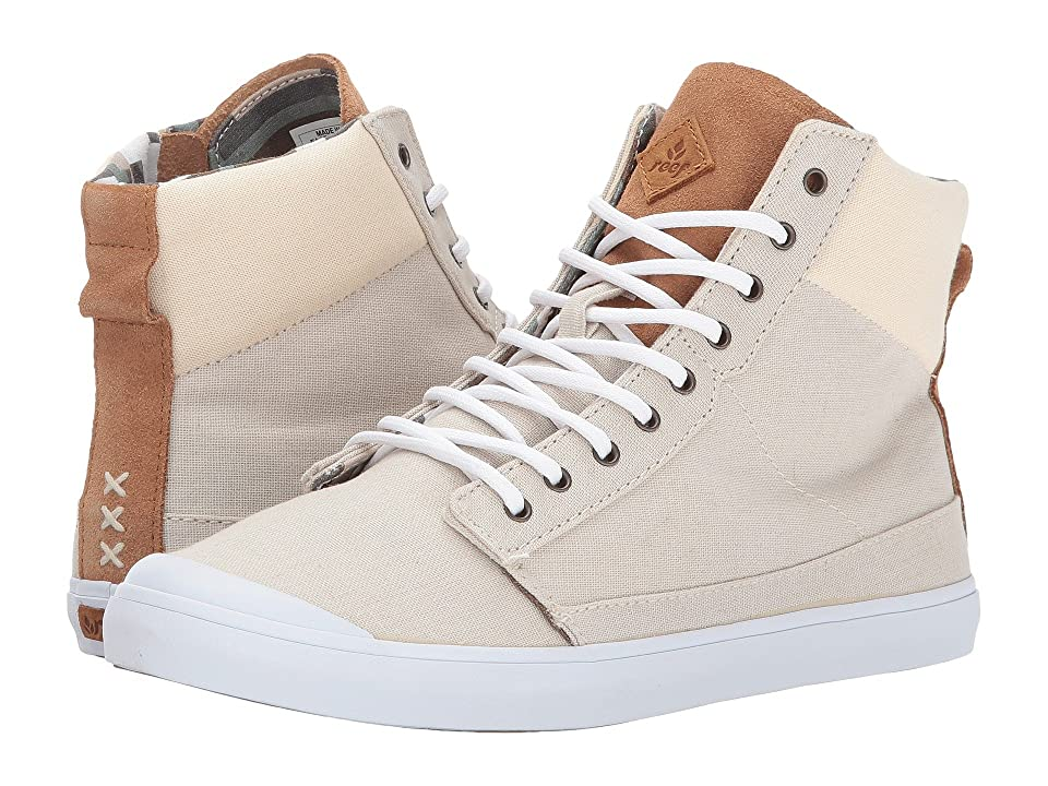 Reef Walled Hi (Grey/Cream) Women