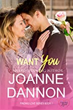 Want You (Finding Love Book 1)