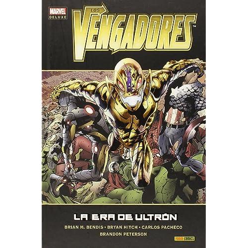 Los Vengadores. La Era De Ultrón (MARVEL DELUXE)