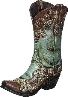 Best ceramic cowboy boot vase Reviews