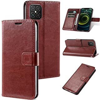Ttianfa Fodral Case för VIVO Z3 Flip plånboksfodral,3 Kortplats1 Plånbok【2x】SkäRmskydd stand Magnetisk stängning stötsäker...