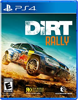 Dirt Rally PlayStation 4 by Deep Silver