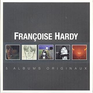 Francoise Hardy - Original Album Series