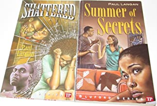 Bluford Series Two Book Bundle Includes: Shattered and Summer of Secrets