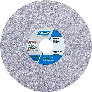 5//Pk Norton 6 in x 1//2 in x 1 in Coarse 36//46 Gemini Brown Aluminum Oxide Bench Wheel //// 66252836132