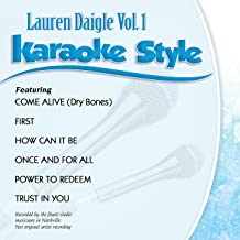 Style: Lauren Daigle Vol. 1
