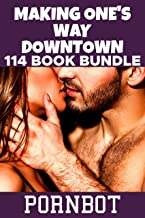 MAKING ONE'S WAY DOWNTOWN - 114 BOOK BUNDLE