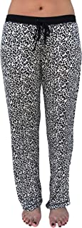 Womens Super Soft Pajama Pants Drawstring in Cute Prints
