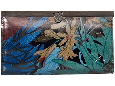 Patricia Nash Cauchy (Blue Forest) Clutch Handbags