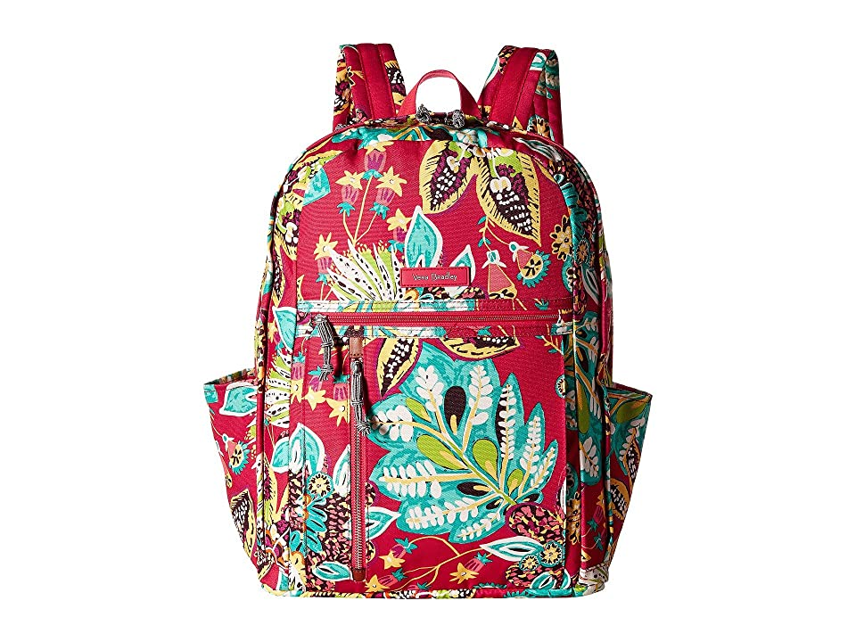 Vera Bradley Lighten Up Grand Backpack (Rumba) Backpack Bags