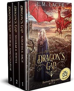 DRAGON'S GAP: Dragon Shifter Romance Stories 1-3
