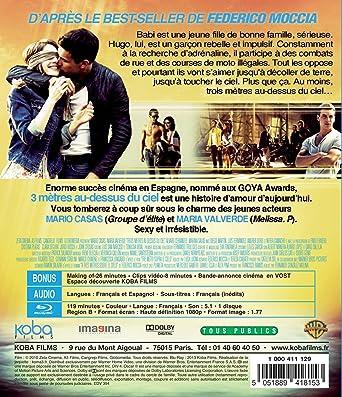 3 mètres au-dessus du ciel (Twilight Love) [Francia] [Blu-ray]