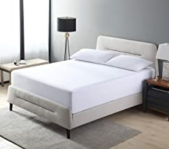 Love's cabin 6 Sided Premium Zippered Mattress Encasement - Bed Bug Proof Mattress Cover, Dust Mite Proof and Waterproof Mattress Protector - Breathable and Noiseless (Fits 9''-12'' H) - Full Size