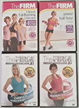 The Firm 4 DVD set: Body Sculpting 2-Maximum Cardio Burn plus Abs/Body Sculpting 2 Complete Aerobics & Weight Training/Firm: Ultimate Fat-Burning Collection/Power Half Hour