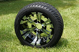 Best yamaha golf cart rims and tires Reviews