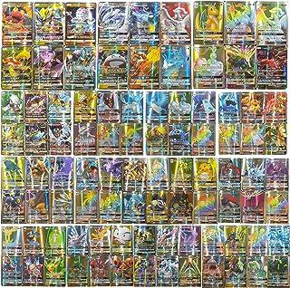 Pokemon Sack Karten Sammelkarten Set Brettspiele Trainer Karten Wohnkultur YNK 324 St/ücke Karten Sonne /& Mond Series GX Karten f/ür Geschenksammlungen