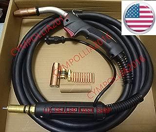 US SELLER MIG WELDING GUN 15' 250A Millermatic,Ironman 230/250/275/BETA MIG 2510 MILLER M25 (HEAVY DUTY) (ETA:2-8 WORK DAYS)