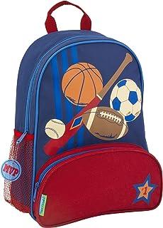 Stephen Joseph Sidekick Backpacks Children's Backpack, Sports,