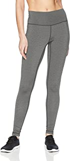 adidas Women's Design 2 Move 3-Stripes High-Rise Long Tights