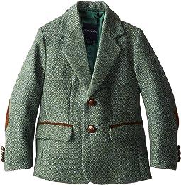 Oscar de la Renta Childrenswear - Tweed Blazer (Toddler/Little Kids/Big Kids)