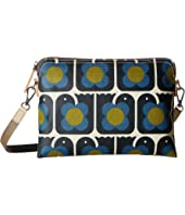 Orla Kiely - Love Birds Print Travel Pouch