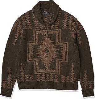 Men's Harding Zip Cardigan Sweater
