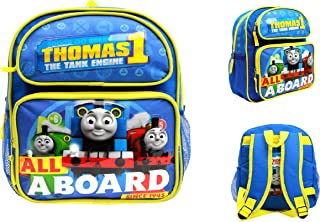 Thomas The Train 12in Small Backpack School Bag by Thomas, Percy and James Tank Engines