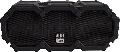 Altec Lansing IMW578s LifeJacket 3s Bluetooth Speaker (BLK)