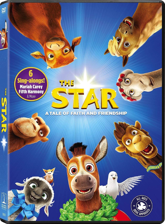 The Star DVD.