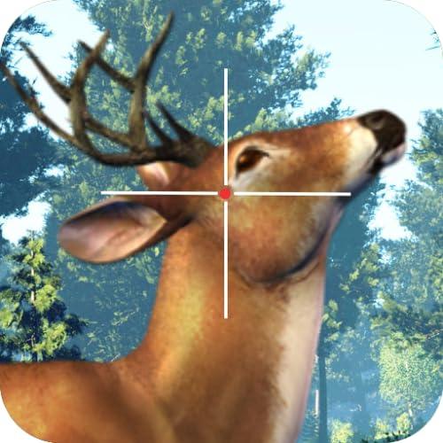Deer Hunting Steady Sniper 3D kill shots