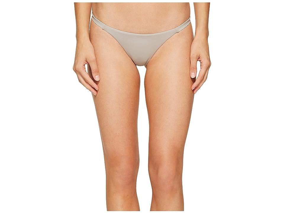 Vitamin A Swimwear Luna Bottom (Pebble Ecolux) Women
