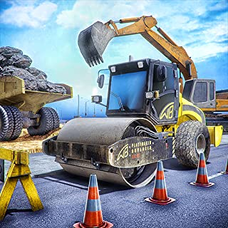 New Construction City Building Simulator: Driving & Construction Games For Kids
