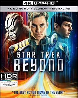 Star Trek Beyond 4K UHD/2D