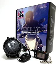 Gorilla Automotive 9100 Motorcycle Alarm with 2-Way Paging System