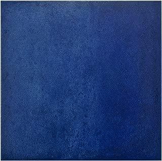 SomerTile S1FNU14SBB, Blue FNU14SBB Simbole Porcelain Floor and Wall Tile, 14.125