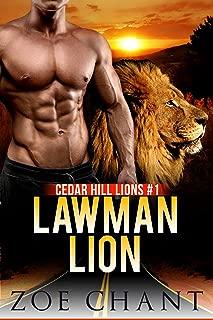 Lawman Lion (Cedar Hill Lions Book 1)