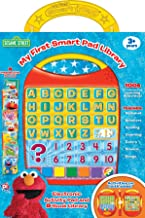 Sesame Street® My First Smart Pad Library: Electronic Activity Pad and 8-Book Library