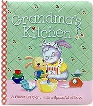 Grandma's Kitchen: Children's Board Book (Love You Always)