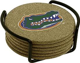 طقم هدية من الفلين مع حامل يحمل شعار University of Florida من Thirstystone
