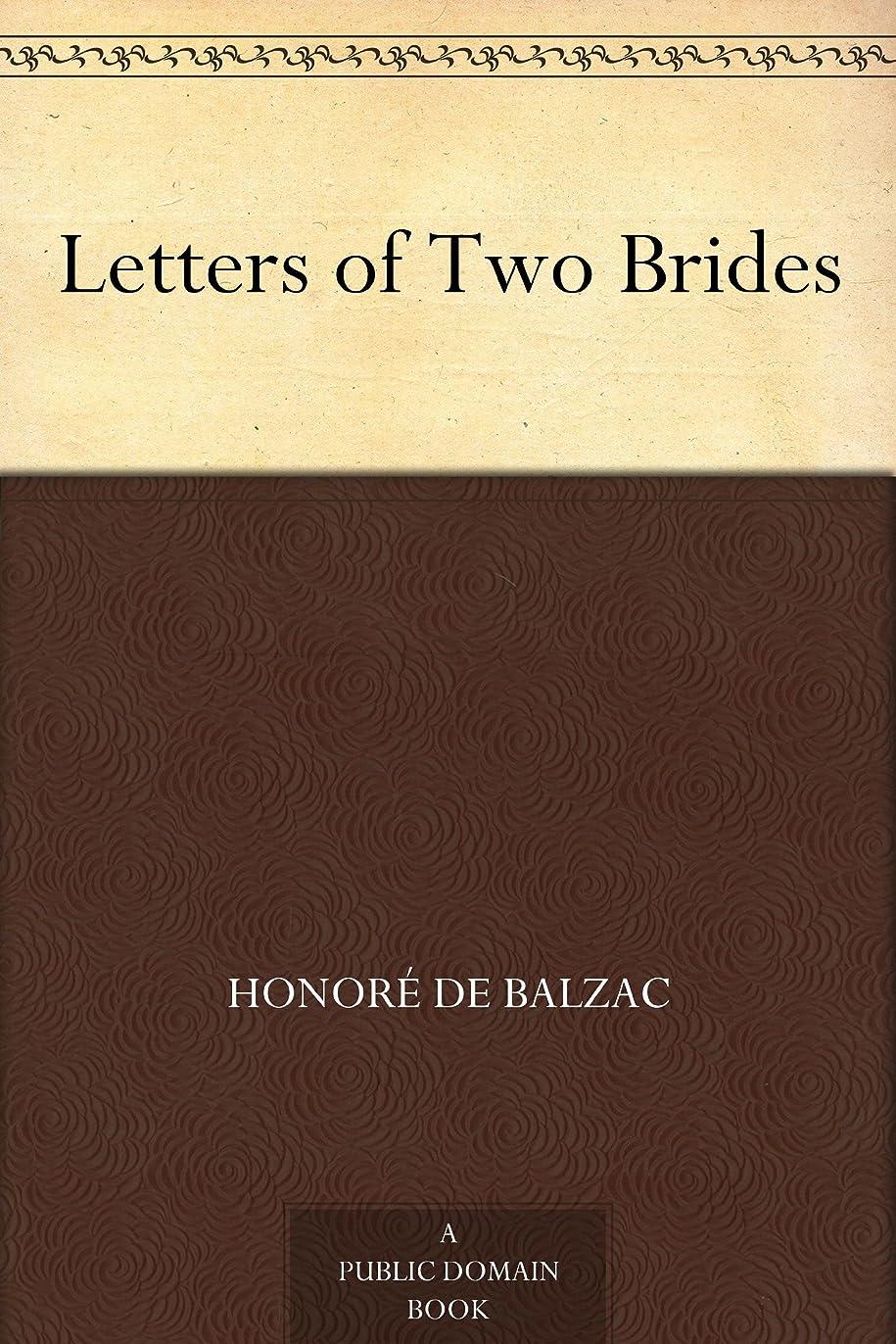 ポンド早い雪Letters of Two Brides (English Edition)