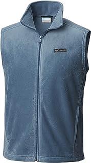 Columbia Men's Steens Mountain Full Zip Soft Fleece Vest,