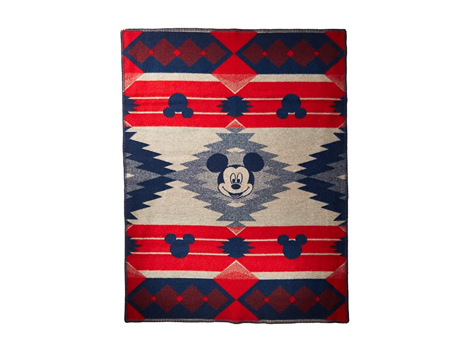 Pendleton - Pendleton Disney - Mickey's Frontier Jacquard Blanket