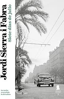 Siete días de julio (Inspector Mascarell 2) (Spanish Edition)
