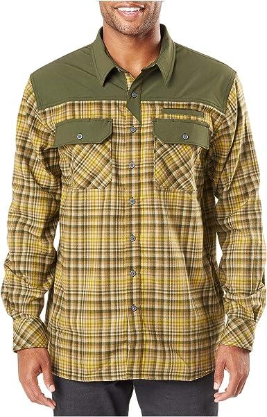 5.11 Tactical Series Chemise Endeavor Flannel Camisa Gruesa ...
