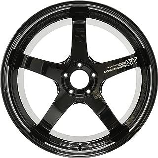 Yokohama Wheel Advan GT Gloss Black Premium Wheel with Painted Finish (20x10.5